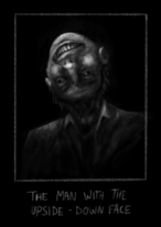 The Man with the Upside-Down Face (Canon)/Lambdawg