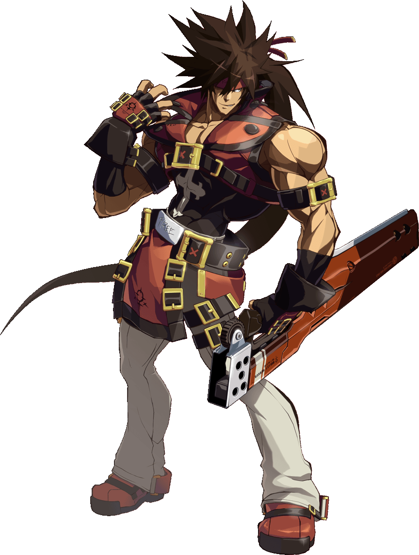 Sol Badguy (Canon)/Muhammedmco  Character Stats and Profiles Wiki