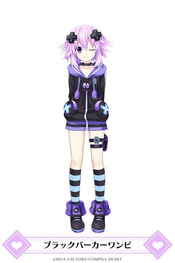 MainichiCH-Neptune Black Parka.jpg