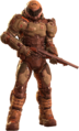 Doom Slayer Render (Doom 2016)