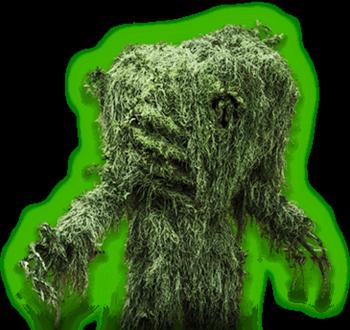 Swamp Monster (Canon, Goosebumps)/Ican'tthinkof1goodname