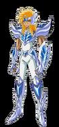 Cygnus Hyoga (Canon, Saint Seiya Omega)/Unbacked0