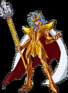 Poseidon (Canon, Saint Seiya)/Unbacked0