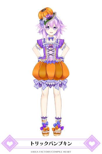 MainichiCH-Neptune Halloween.jpg