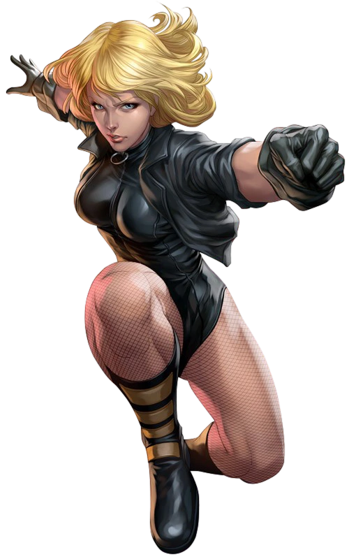 Black Canary (Canon, Death Battle)/Unbacked0
