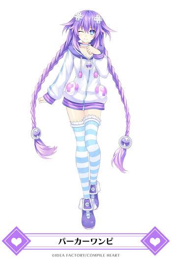 MainichiCH-Purple Heart Parka Dress.jpg