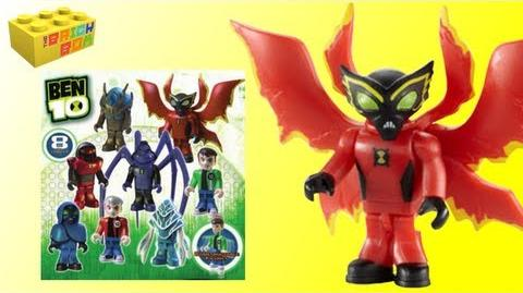 Character Building Ben 10 Blind Bag Review And Opening