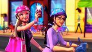 """Barbie A Fashion Fairytale - """"Une Bonne Journée"""" Seeking inspiration"""
