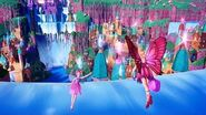 Barbie Mariposa & the Fairy Princess Welcome to Shimmervale City