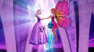 Barbie Mariposa & the Fairy Princess The Heartstone is saved & the Crystallites reignited