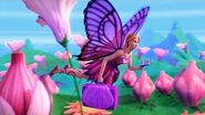 """Barbie Mariposa & the Fairy Princess """"Only A Breath Away"""" Journey towards Shimmervale"""