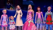 """Barbie A Perfect Christmas - """"Deck the Halls"""""""