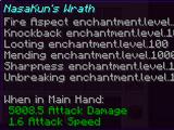 NasaKun's Wrath