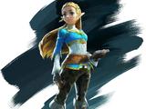Princess Zelda (Breath of the Wild)