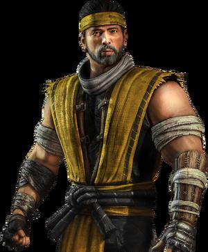Mortal Kombat - Scorpion as a human once again.png