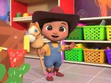 Cowgirl Nina