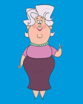 Mrs. Muchmore