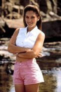 Kimberly Ann Hart Portrait (Mighty Morphin Power Rangers and Zeo)