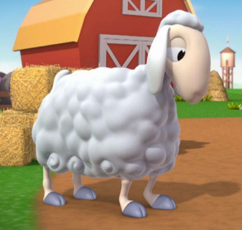 Sheep (Monkey See Monkey Do)