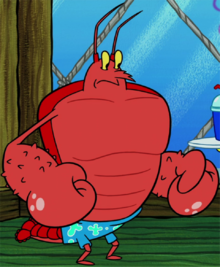 Larry the Lobster stock image standing.png