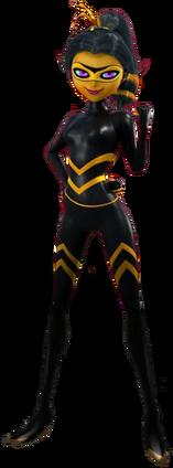 Queen Wasp render