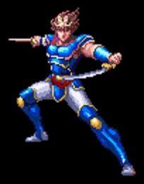 Ryuhi Transformed for Hiryuu no Ken S Golden Fighter