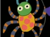 Spider (There Was an Old Lady Who Swallowed a Fly)