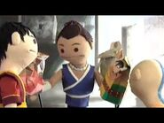 Avatar- The Last Puppet Bender - It Aint Over Till The Plush Lady Sings