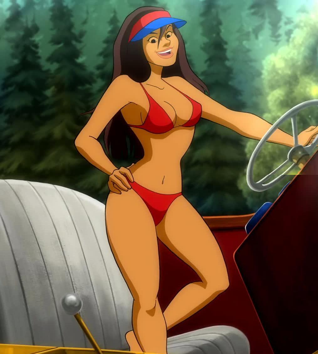 Jessica (Scooby-Doo! Camp Scare)