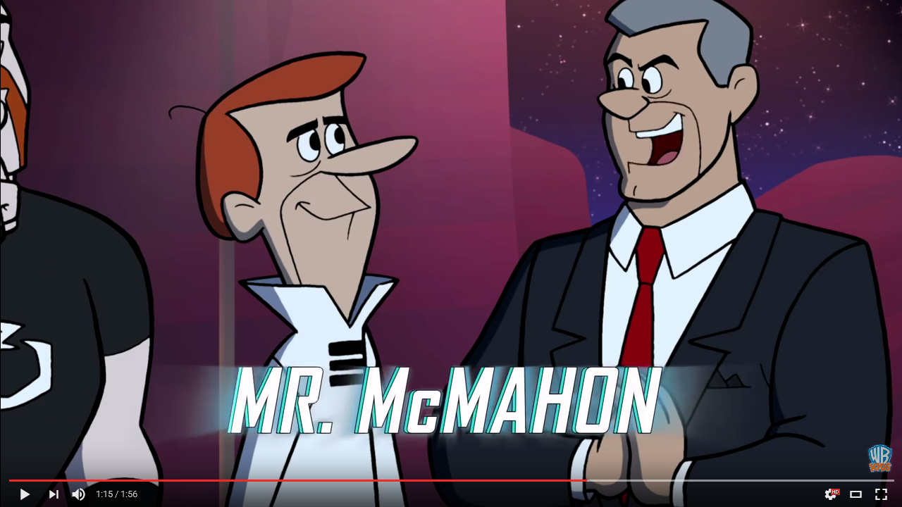 Mr. McMahon (The Jetsons & WWE: Robo-WrestleMania!)