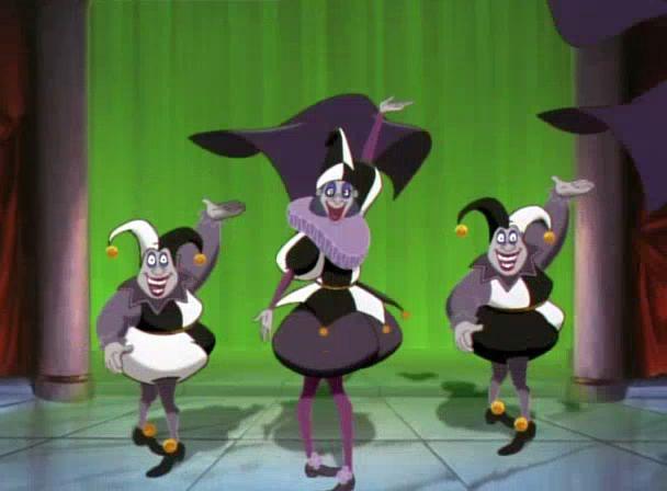Jesters (Pocahontas)