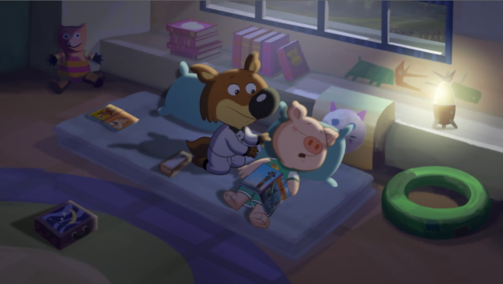 Anderson (Mini Wolf-Mini Loup) In Bed Scene 02.png