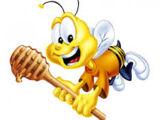 Buzz the Honey Nut Cheerios Bee