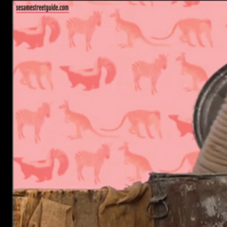 Fluffy the Elephant