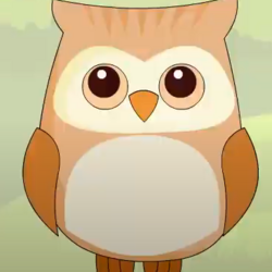 Owl (HooplaKidz)
