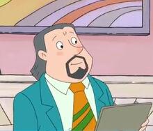 Margaret's Dad