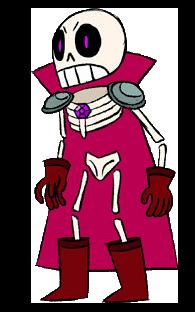 A Real Magic Skeleton
