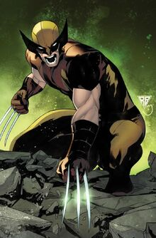 James Howlett (Earth-616) from Wolverine Vol 7 1 Silva Variant cover 001.jpg