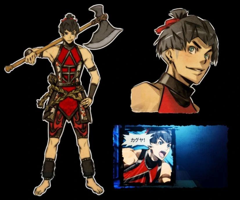 Kintaro (God Wars)