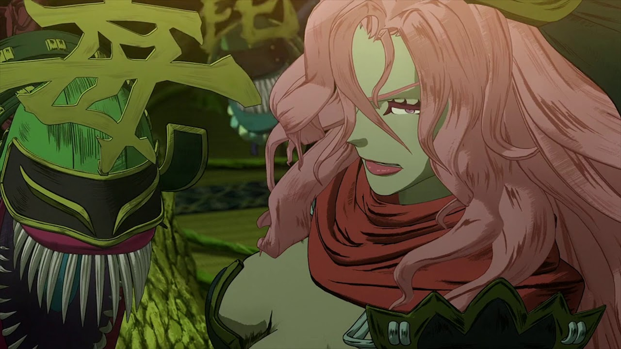 Poison Ivy (Batman Ninja)