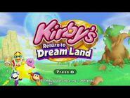 Longplay - Kirby's Return to Dream Land EXTRA MODE (WII)