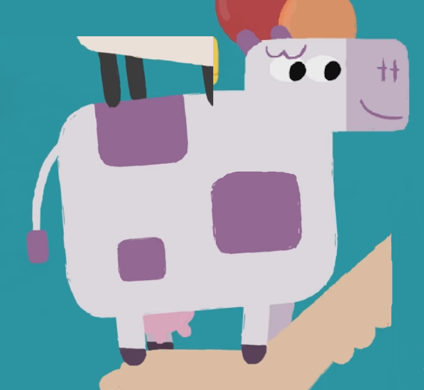 Cow (Storybots)