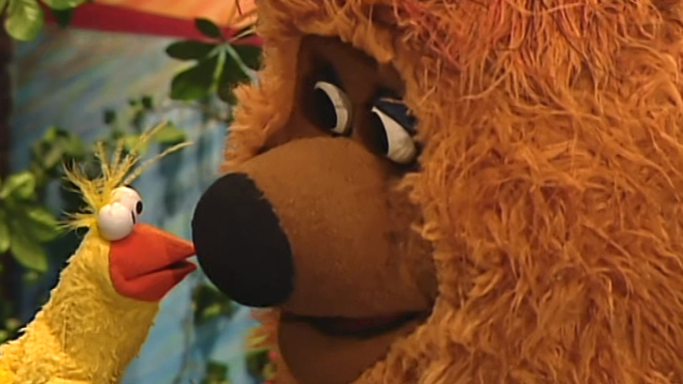 Turbo Theo (Sesamstrasse)