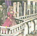 Opening Scene for Wizardry Gaiden Suffering of the Queen
