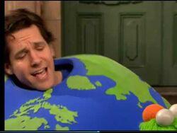 Sesame Street - Being Green - Elmo Abby Mr. Earth -5