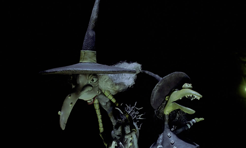 Witches (The Nightmare Before Christmas)