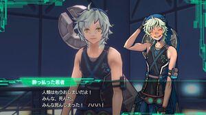 Yokky is drunk in despair over humanity (1)