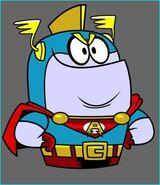 Captain atomic