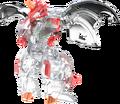 Diamond Dragonoid Ultra Pyrus Toy