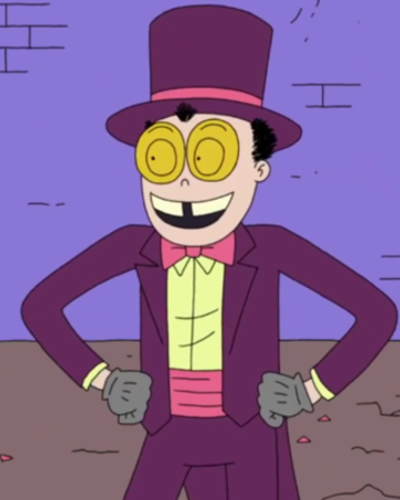 Warden (Superjail!)